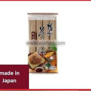 Preminum and High quality soba noodle for Wholesales , small lot order available