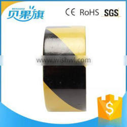 hottest different size sticky waterproof custom printed packing adhesive warning tape price