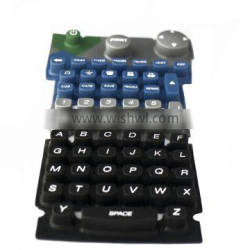 With Membrane Switch Silicone Push Button