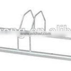 Design eco friendly bicycle display stand for stores