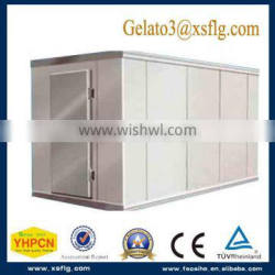 display refrigerator fast food restaurant equipment cold room for meat
