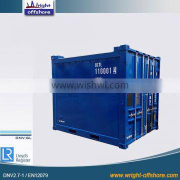 10ft offshore open top container made in China