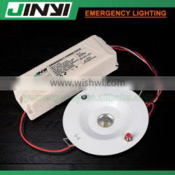 Made in China factory emergency ceiling light SAA CE RoHS new emergency down light