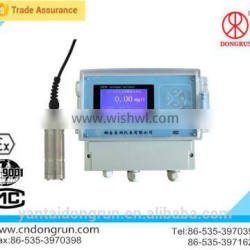 auto digital and analog dissolved oxygen meter
