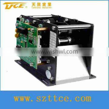 Motorized Ticket Vending Machine Ticket Card Collector D3000