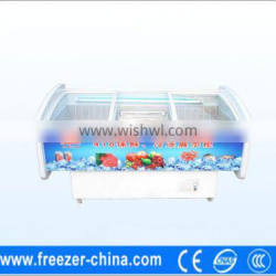 Factory sale hight guality and low price low power consumption refrigerator used in supermarket or store