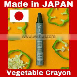 Safe vegetable crayon chalk prices for school use made in Japan