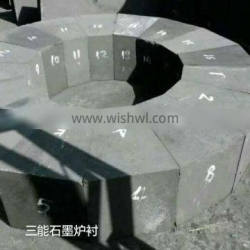 Preferred Orientation Can Be Customized Solid Graphite Block