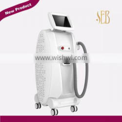 Factory price alexandrite laser 755nm depilation beauty machine for sale