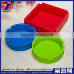 online shop wholesale smokeless and odorless eco-friendly old silicone ashtrays