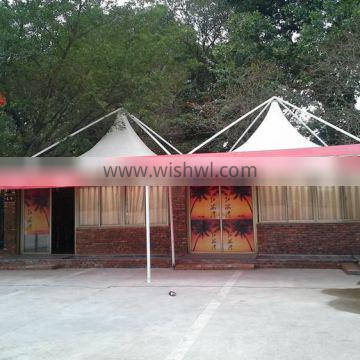OEM manufacture tent of iron