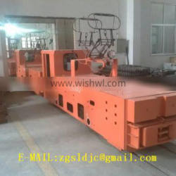 Cty8 600mm 700mm 900mm Electric Locomotive For Mining Mining Railway