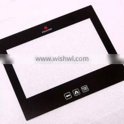 Customized processing 3mm tempered glass