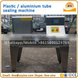 Semi automatic tube filling sealing machine ultrasonic tube sealing machine