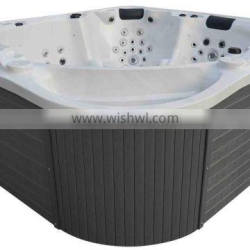 2016 new american design hydro spa balboa air jets outdoor massage pool