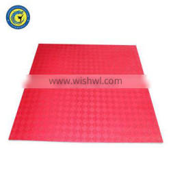 interlocking taekwondo tile eva foam wrestling mat
