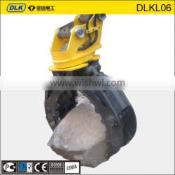 log grabs for KOMATSU PC200 PC210 excavator