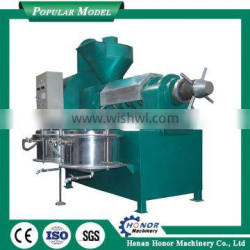 top quality high efficient groundnut oil extraction machine on sale