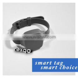 50m 2.45 GHz RFID Wristband Tag for Tracking