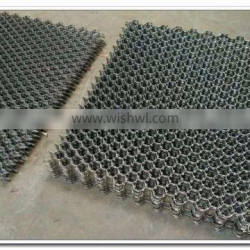 Hex mesh refractory for sale