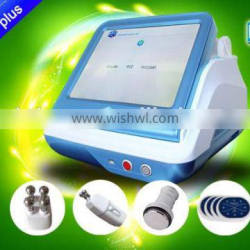 High Quality Lipo Weight Loss Ultrasonic Cavitation Vacuum Radio Ultrasonic Cavitation Body Sculpting Frequency Slimming Machine For Salon Cavitation And Radiofrequency Machine
