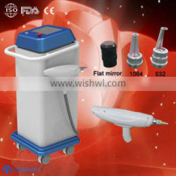 2015 Top Choice! factory price for multifunctional permanent tattoo removal