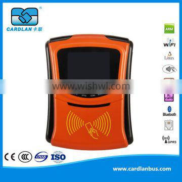 Shenzhen Cardlan bus validator RFID card system support complete system developing or SDK for customized application development