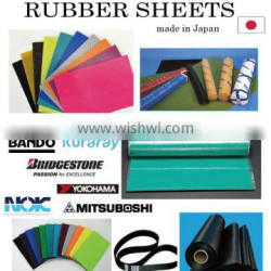 Reliable sbr rubber sheet at reasonable prices small lot order available made in Japan