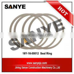 SD16 SD16L Shantui Bulldozer Seal Ring 16Y-16-00012 Bevel Gear And Shaft Parts