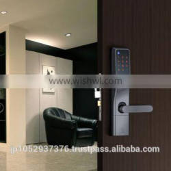 Japanese high performance electronic lock for door