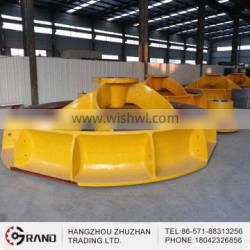 Large size closed impeller made in China