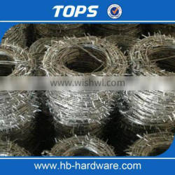 barbed wire length per roll price fence