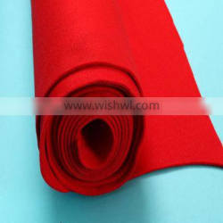 High Quality green craft 1.5m width polyester felt