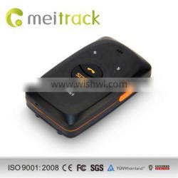 Mini 3G security guard tracking with two-way calling function