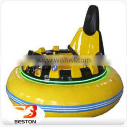 Amusement kiddie rides outdoor inflatable bumper car for sale