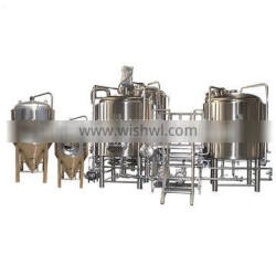 500L home brewery equipment beer brewing system with CE and ISO