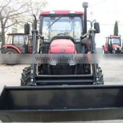 HOT! 4x4 t tractor with loader and backhoe