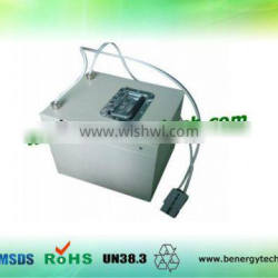 36V battery, Lifepo4 battery, lithium battery for Electric Lawn Mower