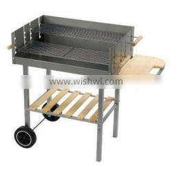 Long-life hot sell bbq stove with smoke eater