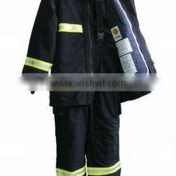 fire proof EN469 Fighting suit for fighter