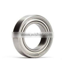 High Performance Stainless Steel s6806zz thin wall bearing ball bearing
