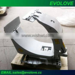 Hydraulic forklift heavy duty paper roll clamp