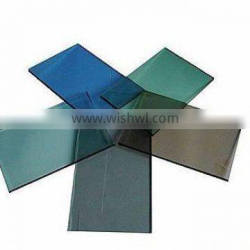 4-6mm CE & ISO9001 Accredited Heat Reflective Coated Glass
