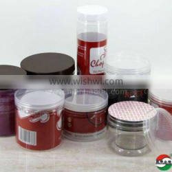 Plastics Food Can PET Easy Open Cans Manufacturer