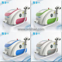 China new portable 808nm beauty machine laser painless hair removal with CE