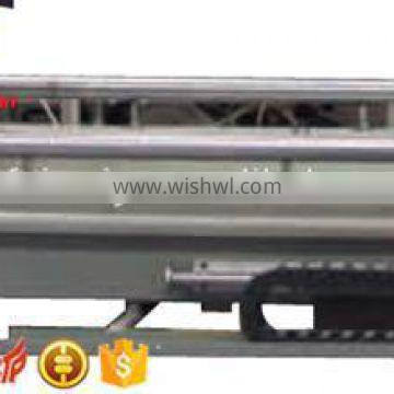complete 5-axis control aluminium windows and doors cutting machine for window door with PLC