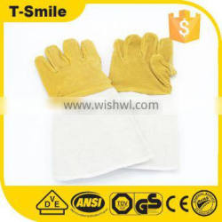 Competitive price welding safety working gloves