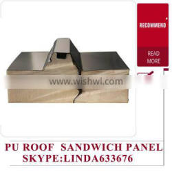 High Quality Home Interior Decorator Roof pu sandwich panell Price