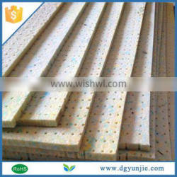 Ironing table dedicated ironing polyurethane sponge