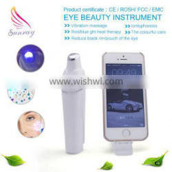 Hot Sell 2015 New Products Portable Air Pressure Eye Care Massager With Music